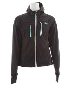 2117 Of Sweden Dalarna Softshell Black