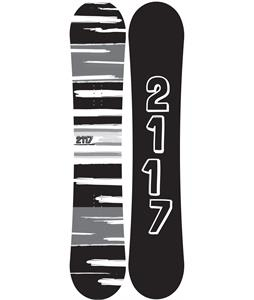 2117 Of Sweden Fader Snowboard 154