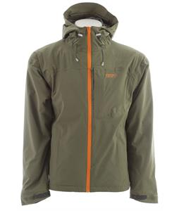 2117 Of Sweden Garphyttan Jacket Army Green