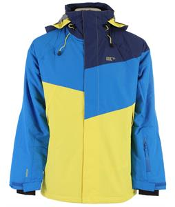 2117 Of Sweden Grycksbo Ski Jacket Blue Comb