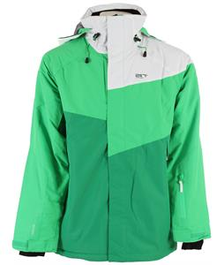 2117 Of Sweden Grycksbo Ski Jacket Green Comb