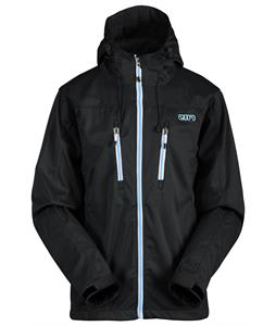 2117 Of Sweden Halsingland Softshell Black