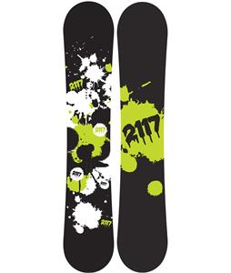 2117 Of Sweden Identity Wide Snowboard 155