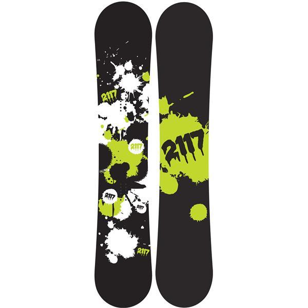 2117 of Sweden Identity Snowboard