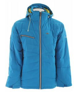 2117 of Sweden Knaggebo Ski Jacket Royal Blue