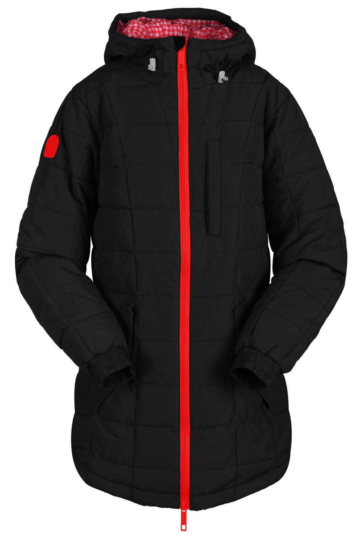 Insulated Rain Jacket