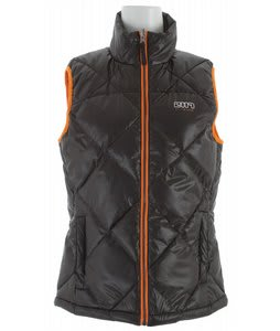 2117 of Sweden Orsa Vest Black