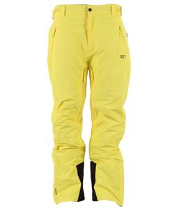2117 Of Sweden Romme Ski Pants Yellow
