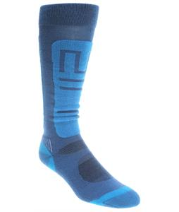 2117 Of Sweden Salka Socks Dark Blue