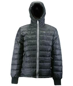 2117 of Sweden Skane Ski Jacket Black