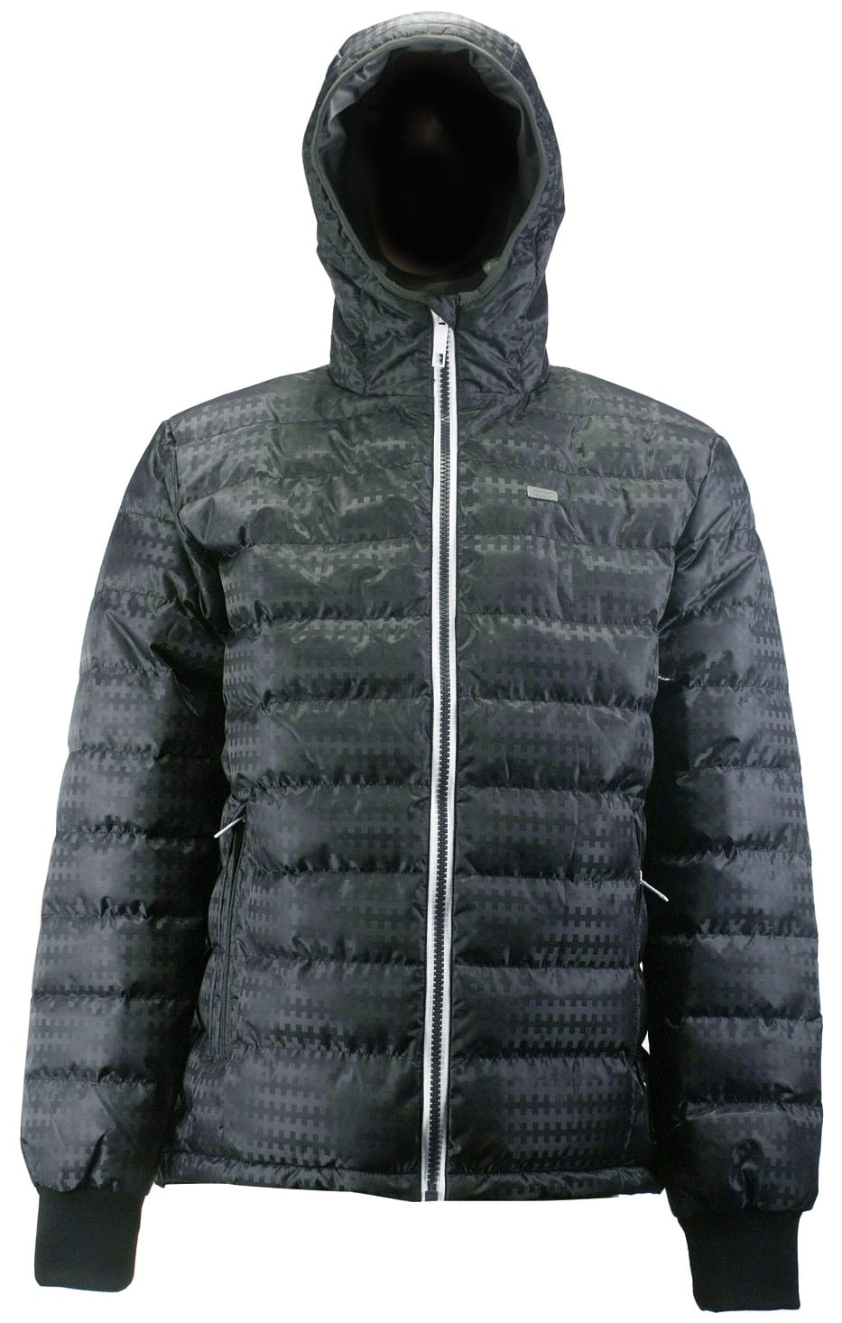 2117 of Sweden Skane Ski Jacket Black - Men's