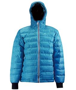 2117 of Sweden Skane Ski Jacket Blue