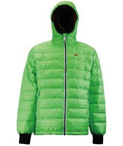 2117 of Sweden Skane Ski Jacket Green