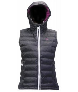 2117 of Sweden Skane Snow Vest Black