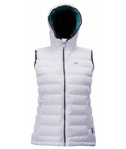 2117 of Sweden Skane Snow Vest White
