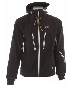 2117 of Sweden Storsylen 3L Ski Jacket Black
