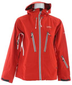 2117 of Sweden Storsylen 3L Ski Jacket Red