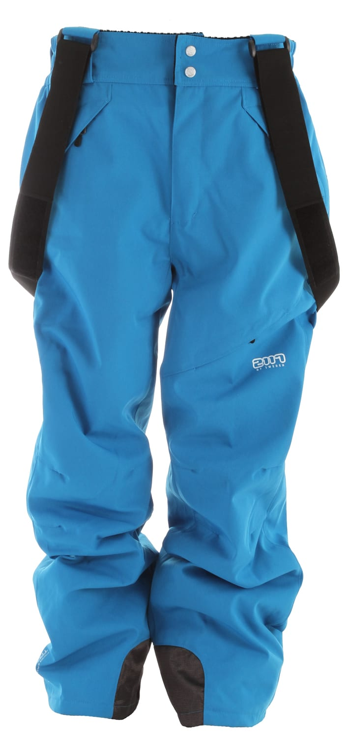 2117 of Sweden Tallmossen Ski Pants Royal Blue - Men's
