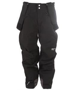 2117 of Sweden Talmossen Snowboard Pants Black
