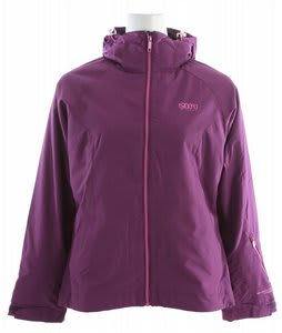 2117 of Sweden Uppland Ski Jacket Dk-Purple