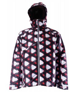 2117 of Sweden Uppland Ski Jacket White-Print