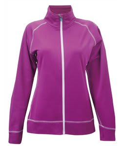 2117 of Sweden Gotland Power Fleece Jacket Purple