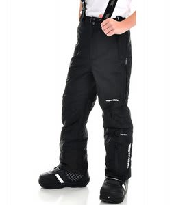 Trespass Fagan Heat Snow Pants Black