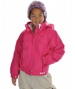 Trespass Annabelle Snowboard Jacket Sangria