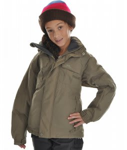 Trespass Colin Snowboard Jacket Fudge
