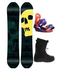Capita The Black Snowboard Package 1