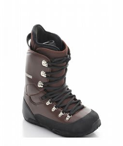 Forum Shepherd Snowboard Boots Brown