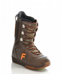 Forum Destroyer Snowboard Boots Brown