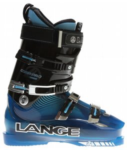 Lange Comp Pro Ski Boots Black/Blue