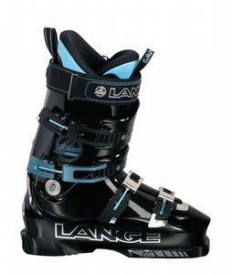 Lange Comp Ski Boots Black