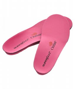 Superfeet Footbeds Hot Pink E