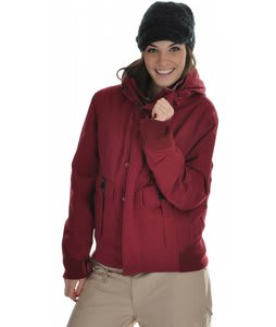 Rome Astor Snowboard Jacket Plum