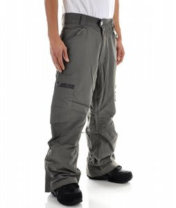 Rome Insurrection Snowboard Pants Coal