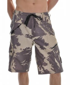 Analog Weatherly Boardshorts Pilot Camo