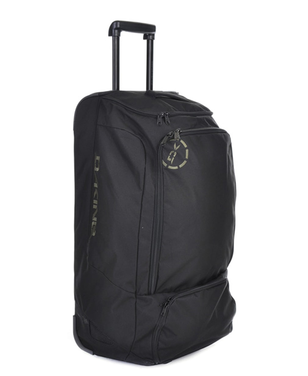 Shop for Dakine Ez Traveler 120 Travel Bag Black - Men's
