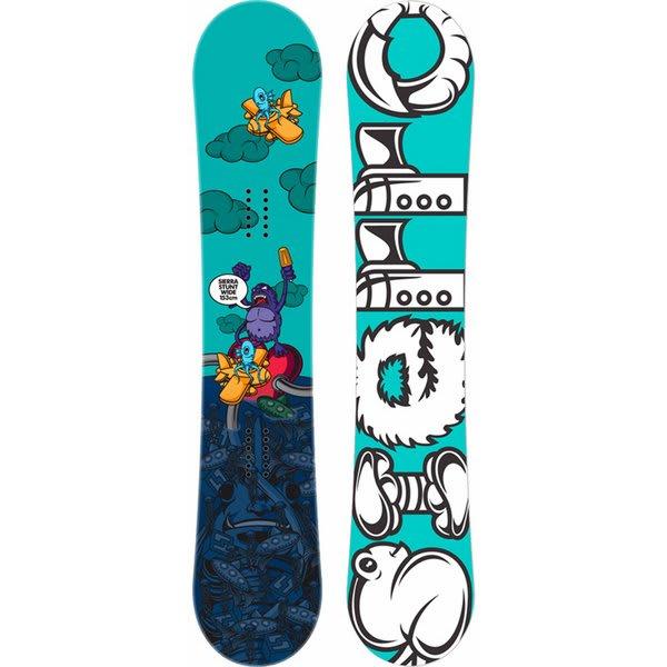 Sierra Stunt Wide Snowboard