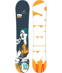 Sierra V Spot Snowboard 142