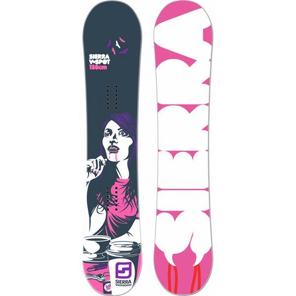 Sierra V Spot Snowboard