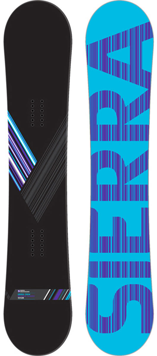 Shop for Sierra Reverse Crew Snowboard 151 - Men's