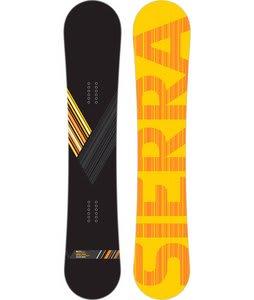 Sierra Reverse Crew Wide Snowboard