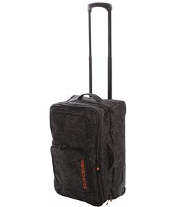 Dakine Overhead Travel Bag Black Chop Shop
