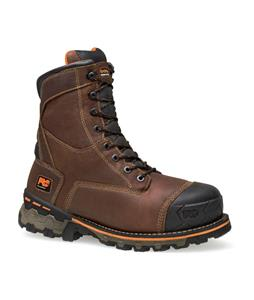 Timberland 8 Inch Boondock Soft Toe Waterproof Insulated Boots