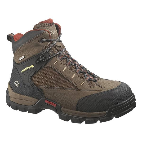 Wolverine Amphibian Carbonmax Safety-Toe Eh Gore-Tex (6 In.) Boots