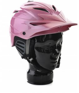 Giro G10 MX Snowboard Helmet Pink