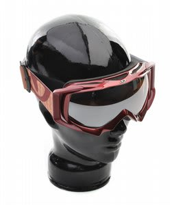 Giro Roots Goggles Burgundy/Kleinsmith/Rose Silver 23 Lens
