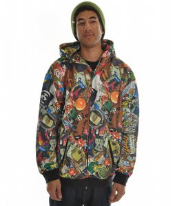 Analog Andrew Hoodie Trza 